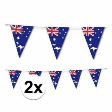 2x australische slingers 3,5 meter