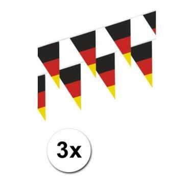 3 duitse vlaggenlijnen