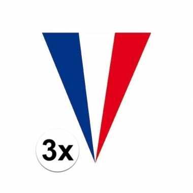 3 plastic slingers frankrijk
