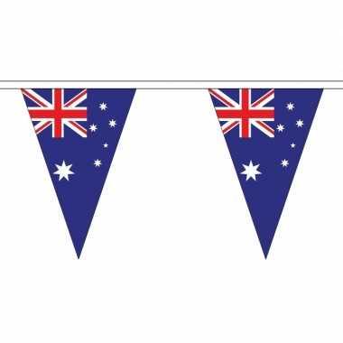 Australie versiering vlaggenlijn 5 m