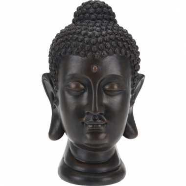Boeddha tuinbeeld 31 cm
