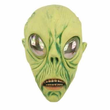 Buitenaards wezen aliens masker