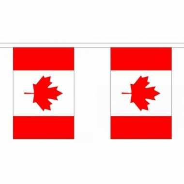Canada vlaggenlijn