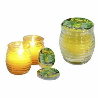 Citronella kaarsen
