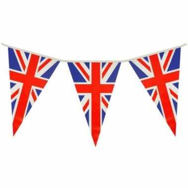 Driehoeks vlaggenlijn groot-brittannie 7mt
