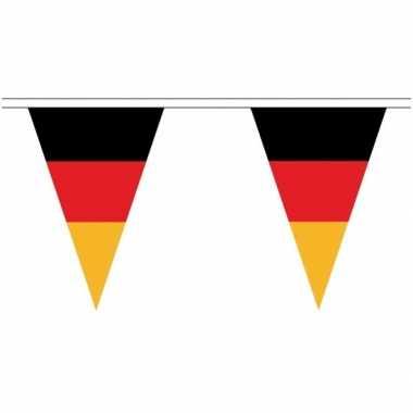 Duitse landen versiering vlaggetjes 20 meter