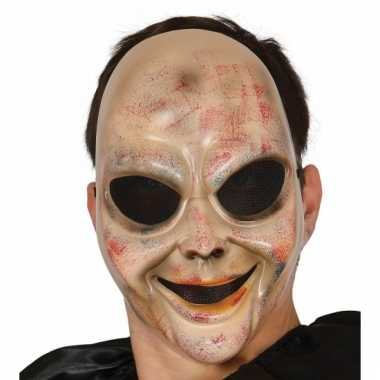 Griezelige alien masker voor kids