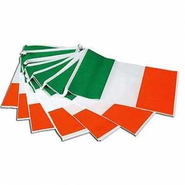 Ierland versiering vlaggenlijnen 7m
