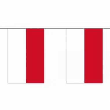 Indonesie vlaggenlijn