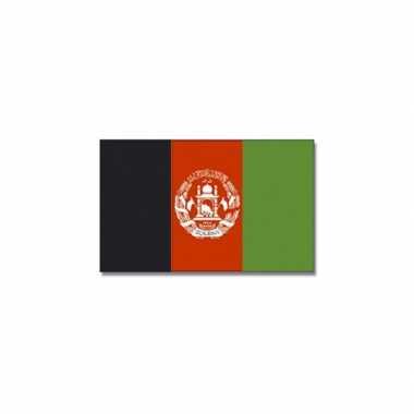 Landen vlag afghanistan