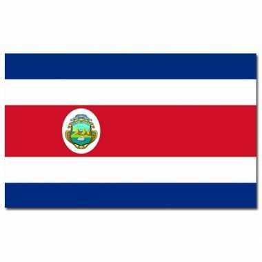 Landen vlag costa rica