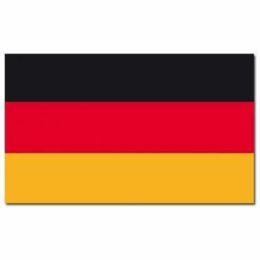 Landen vlag duitsland
