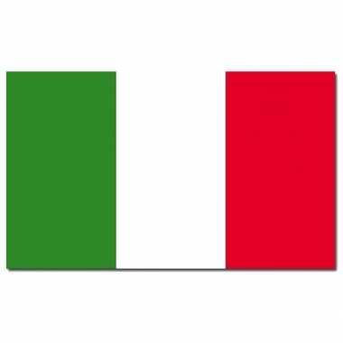 Landen vlag italie 90 x 150 cm