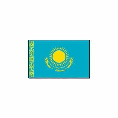 Landen vlag kazachstan
