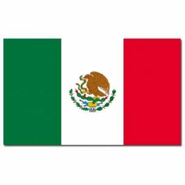 Landen vlag mexico