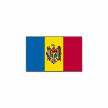 Landen vlag moldavie