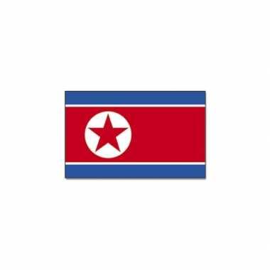 Landen vlag noord korea