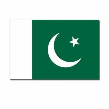 Landen vlag pakistan
