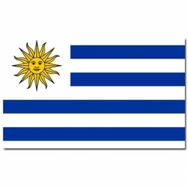 Landen vlag uruguay