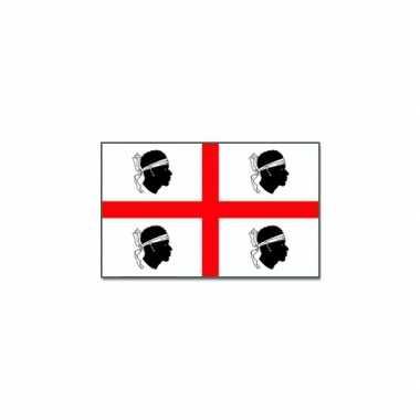 Landen vlag van sardinie