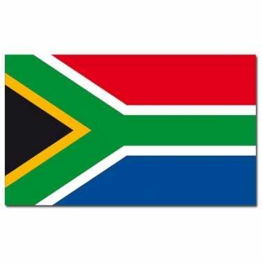 Landen vlag zuid afrika
