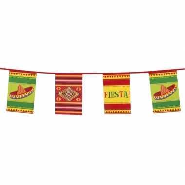 Mexico versiering vlaggenlijn