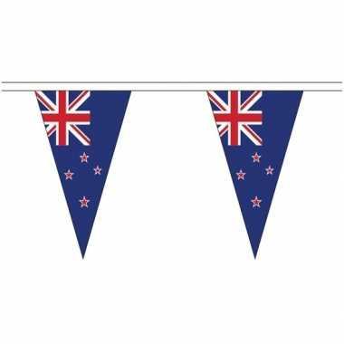 Nieuw zeelandse landen versiering vlaggetjes 5 meter