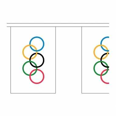 Olympische spelen slingers