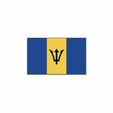 Polyester vlag barbados