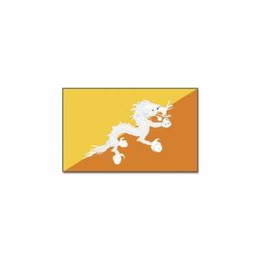 Polyester vlag bhutan