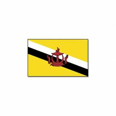 Polyester vlag brunei darussalam