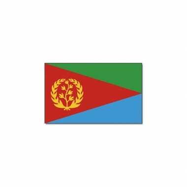Polyester vlag eritrea