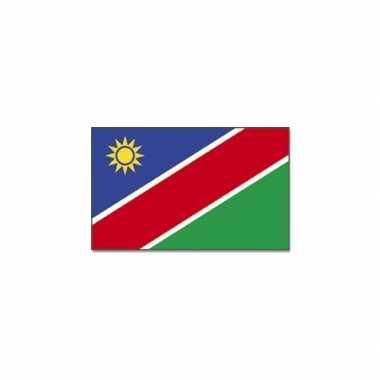Polyester vlag namibie