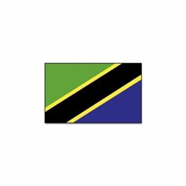 Polyester vlag tanzania