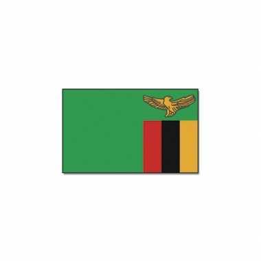 Polyester vlag zambia