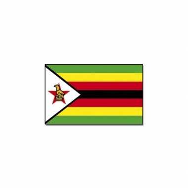 Polyester vlag zimbabwe