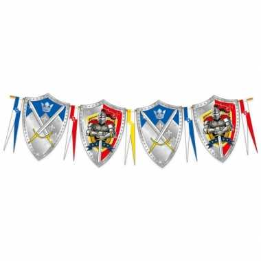 Ridder verjaardag vlaggenlijn