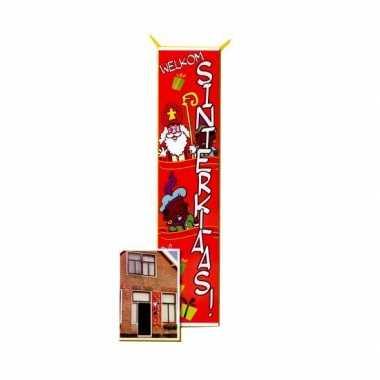 Sinterklaas banners 206 cm