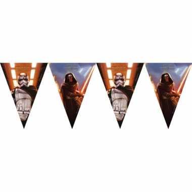 Star wars thema vlaggenlijn 2 meter