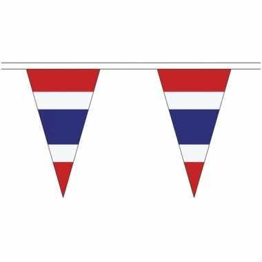 Thaise landen versiering vlaggetjes 5 meter