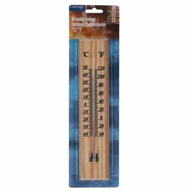Thermometer voor binnen en buiten