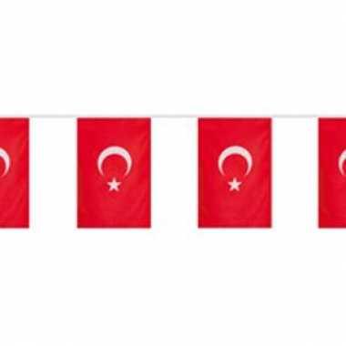 Turkije vlaggenlijnen