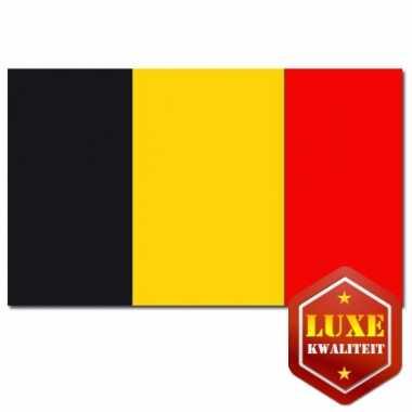 Vlaggen van belgie 100x150 cm