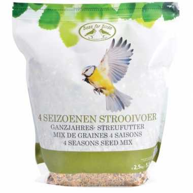 Vogelvoer voedermix 2 5 kg