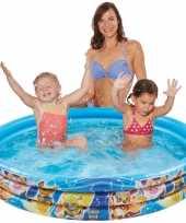 Buitenspeelgoed zwembaden paw patrol rond 122 x 23 cm voor jongens meisjes kinderen