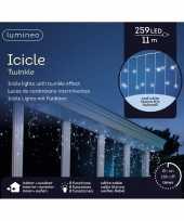 Ijspegel verlichting koel wit buiten 259 lampjes