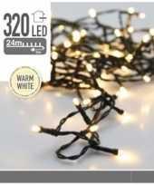 Kerst led lichtjes warm 27 meter buitenverlichting 10174309
