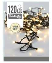 Kerstboomverlichting buiten 120 led lampjes 10174307
