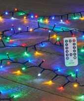 Kerstverlichting afstandsbediening buiten 700 leds kleur en wit