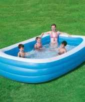 Rechthoekig zwembad 305 cm